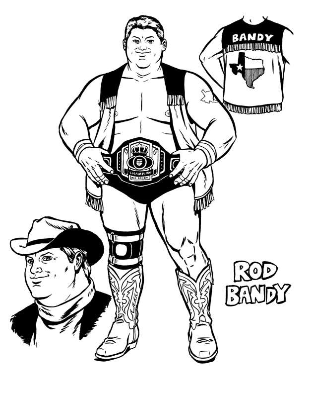 [Rod Bandy]
